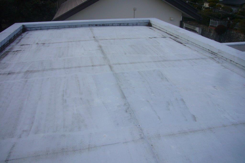 屋上防水 屋上 大屋根