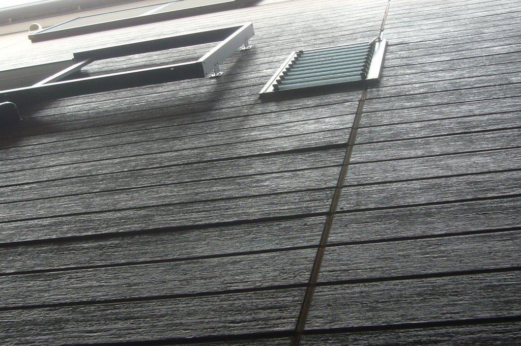 サイディング外壁 施工前