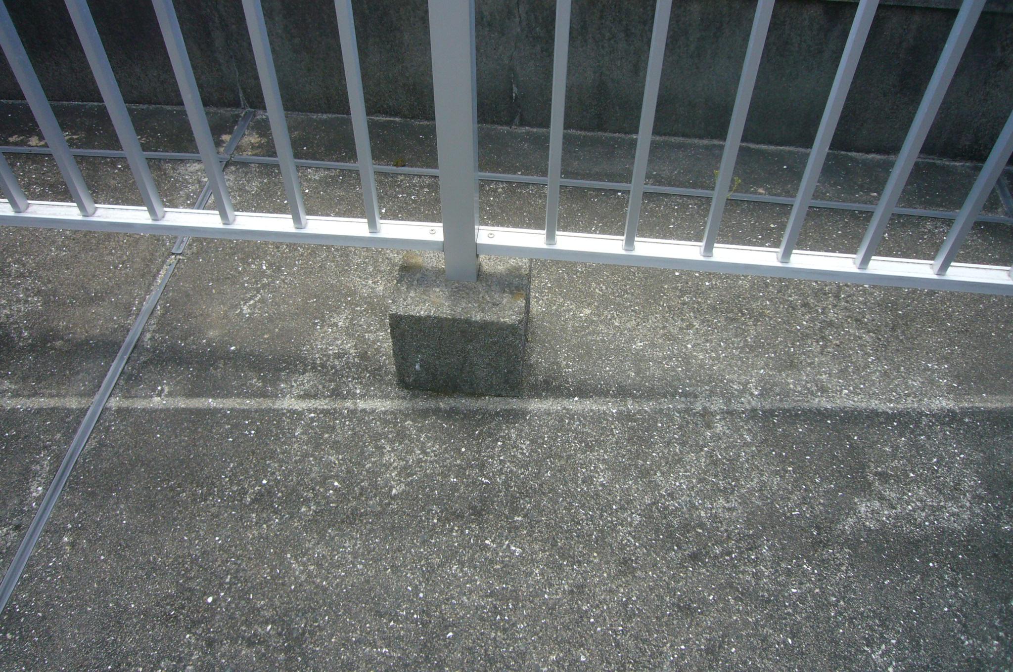 フェンス架台