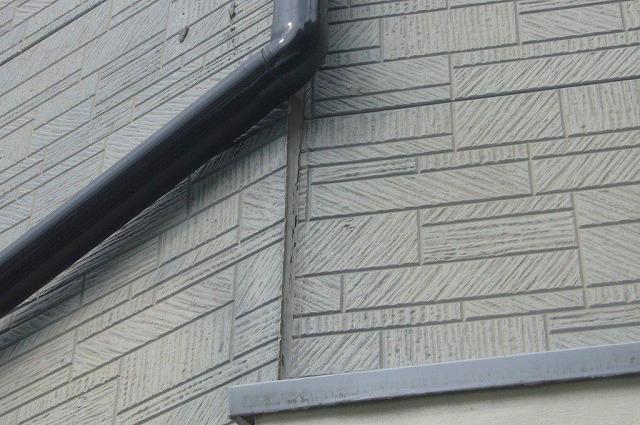 外壁シーリング 経年劣化 破断