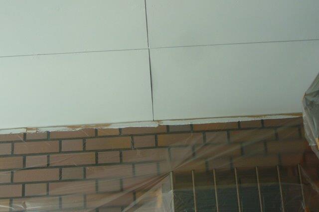 車庫天井 浮き 補修