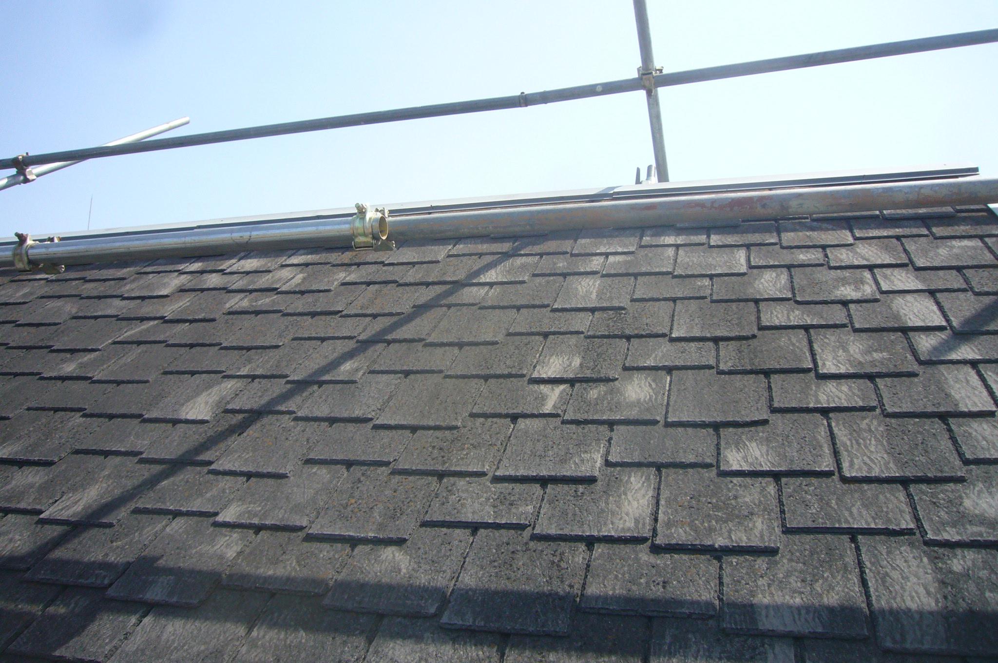屋根用足場組