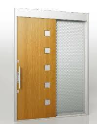 スライデイング玄関ドア