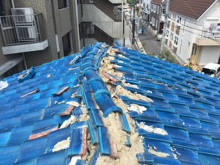 大型の台風が関西に近づいています!早めの安全対策と点検を!