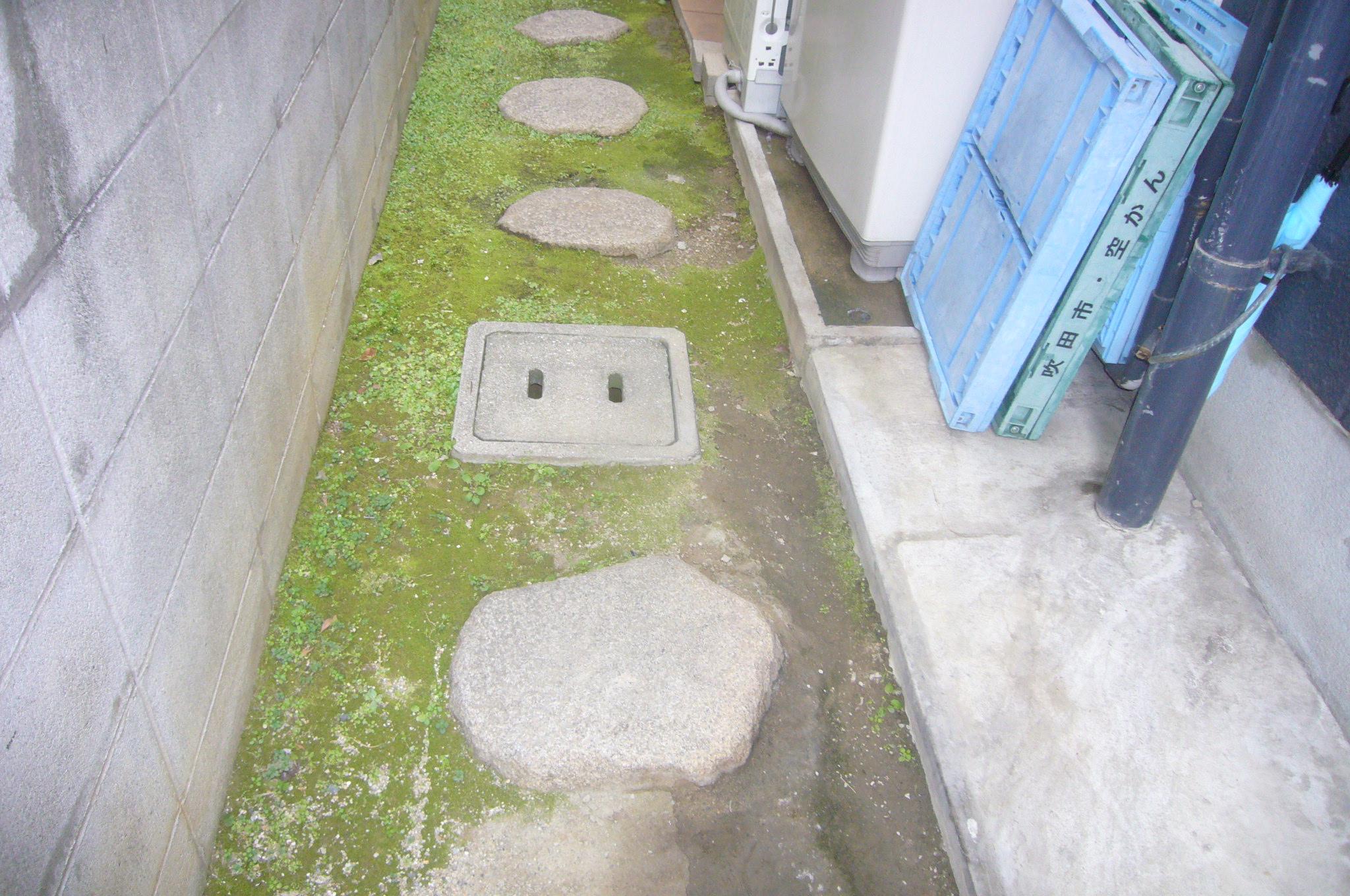 我が家の定期診断必要部位別チエックポイント(屋外排水と土間コン)