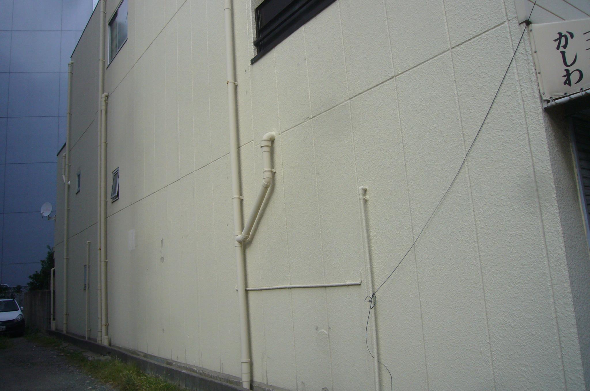 鉄骨造外壁