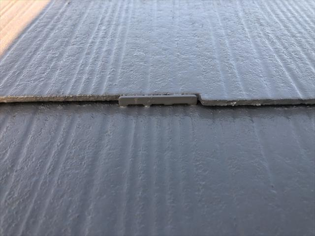 屋根塗装後 施工後