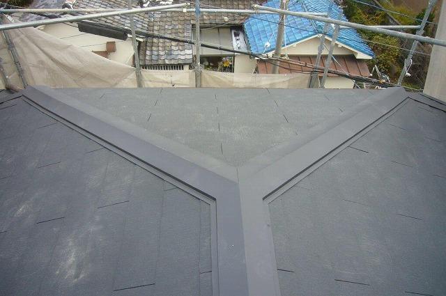 屋根葺き替え 完成