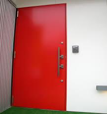 スチール玄関ドア