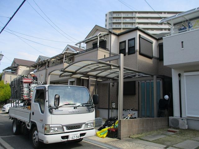 大阪市淀川区 外壁塗装 屋根塗装 外壁塗り替え 屋根塗替え
