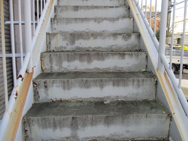 大阪市淀川区 外壁塗装 外壁改修 ケレン