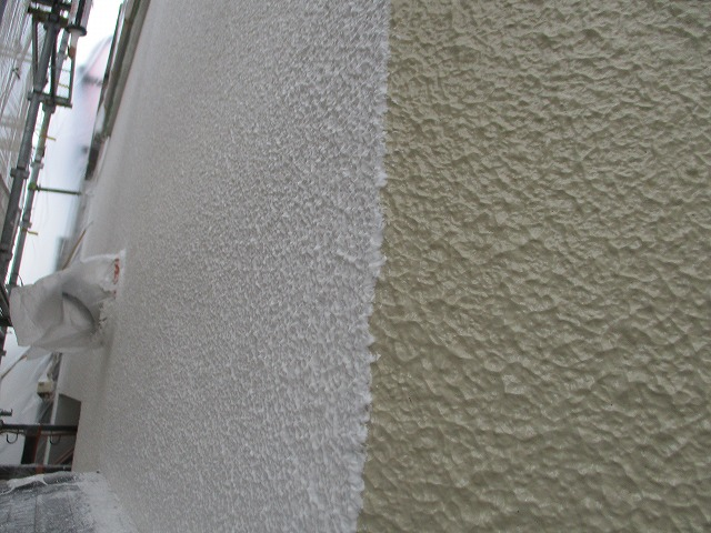 大阪市西淀川 外壁塗装 パターン パーフェクトトップ