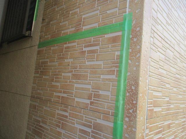 外壁塗装 シーリング剥離 サイディング外壁 吹田