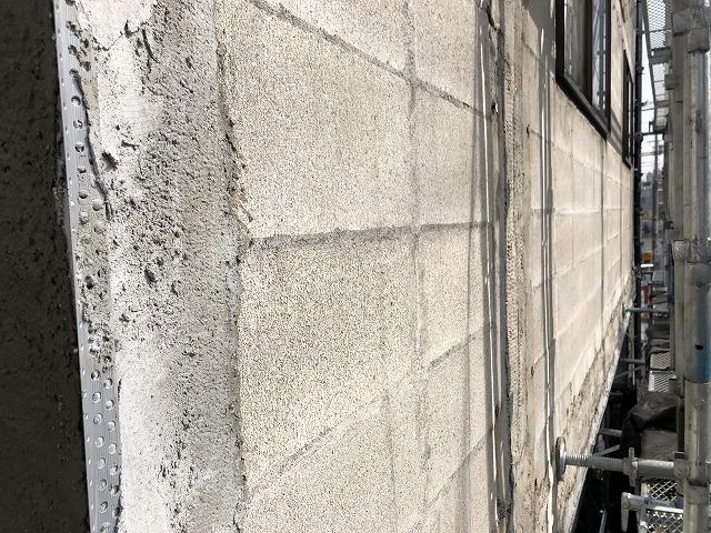 外壁ブロック