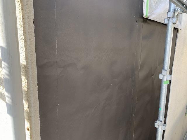 防水紙 モルタル外壁