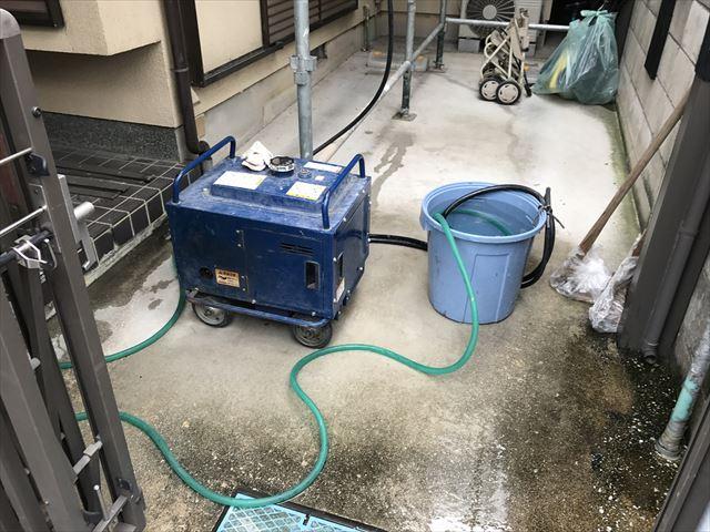 高圧洗浄機 洗浄機