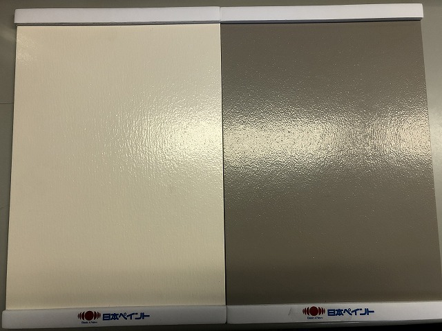外壁塗装 外壁の色 15-92B ND-322