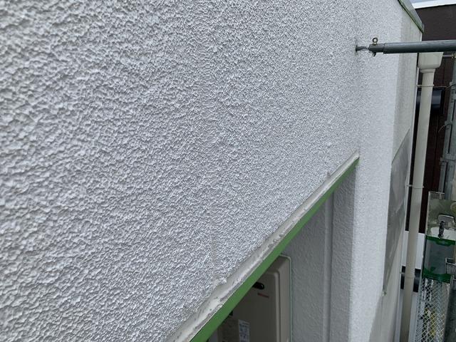 外壁塗装 下塗り 完了