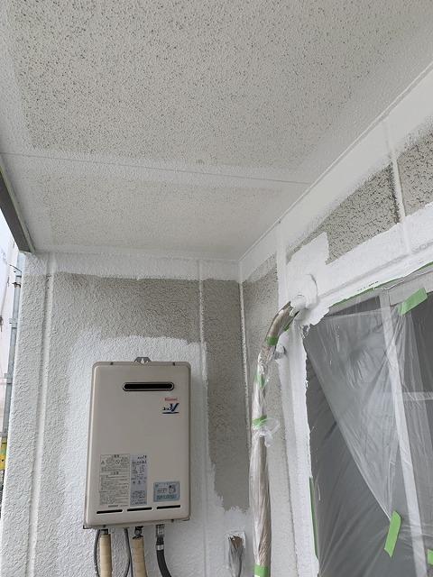 外壁塗装 下塗り ダメ込み