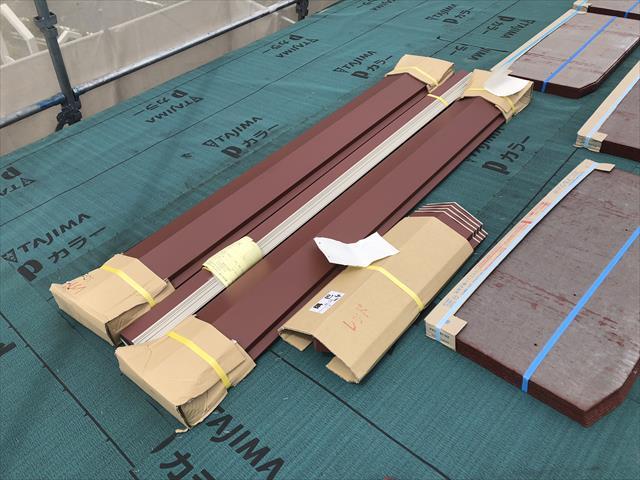 屋根葺き替え 板金