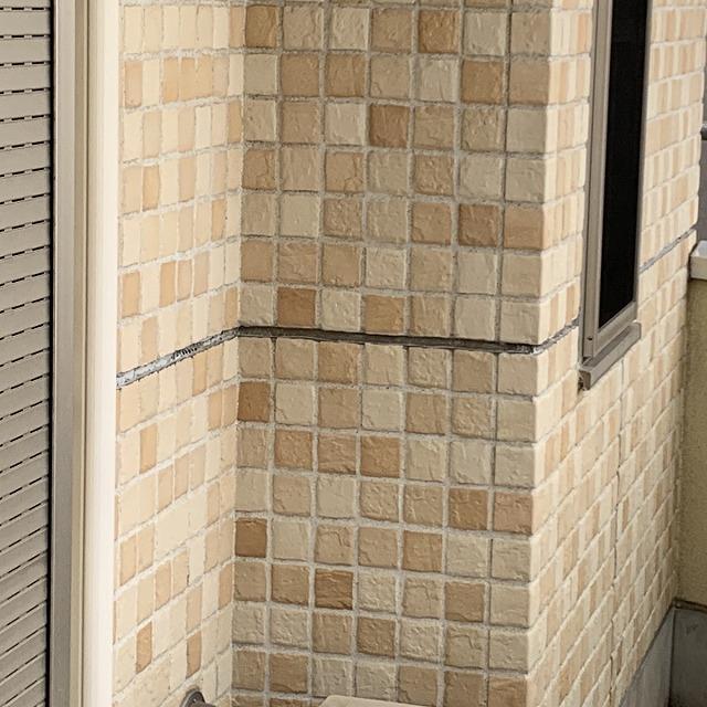 外壁塗装工事 下地調整 目地シーリング撤去