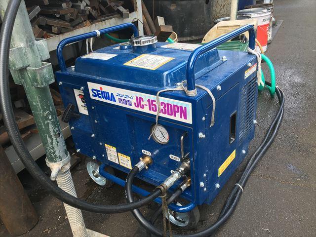 高圧洗浄機 防音タイプ