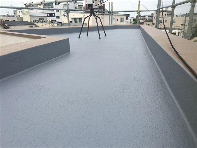 塔屋 水性塗膜防水