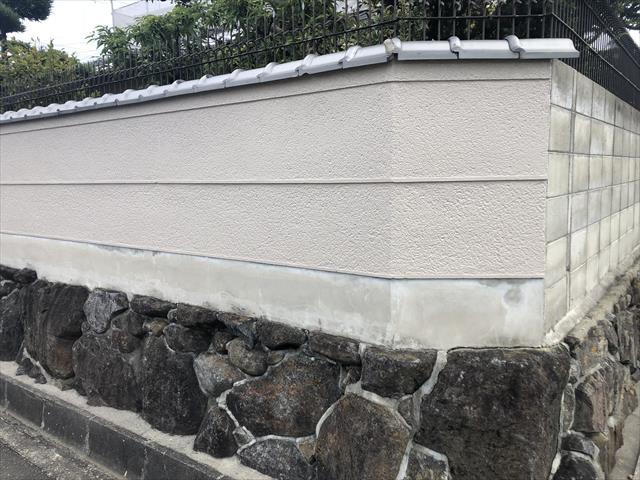 ブロック塀 基礎