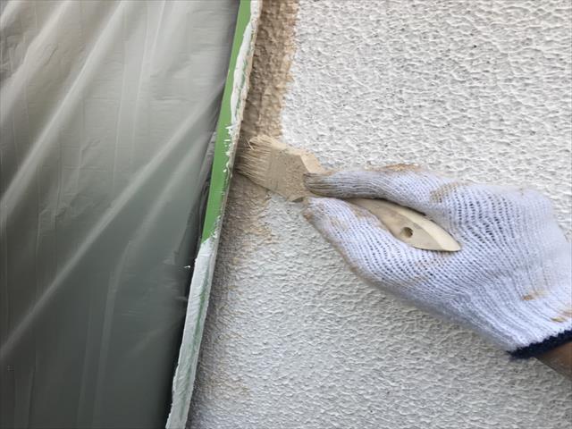 日本ペイント パーフェクトトップ塗装