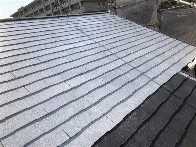 1液浸透性シーラー 屋根塗装