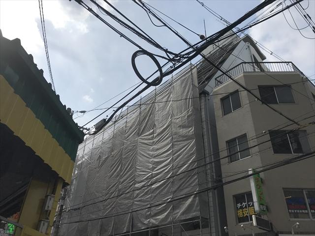 シングル屋根カバー工法