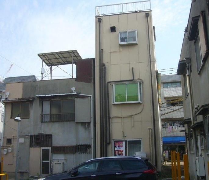 大阪市大正区3階建て住宅の現場調査に伺いました
