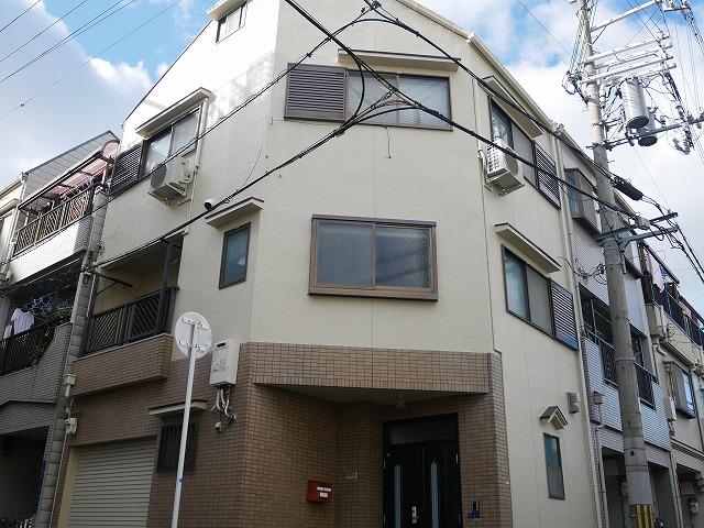 大阪市西淀川 外壁塗装 パーフェクトトップ