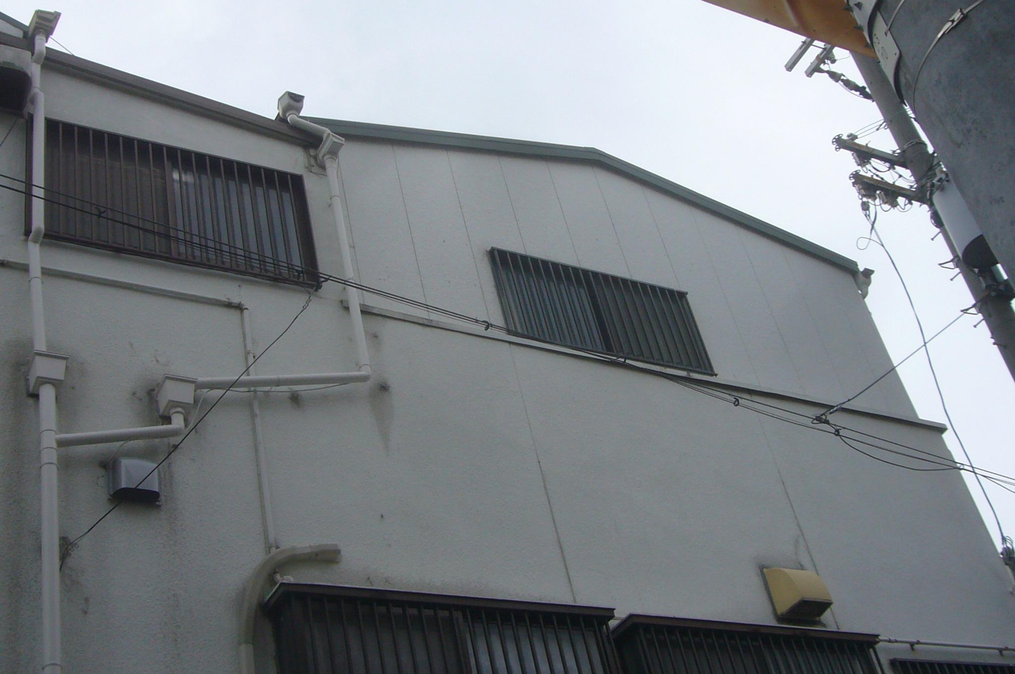 3階は増築