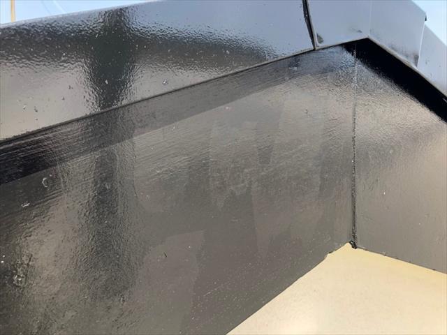 木部塗装 破風板塗装