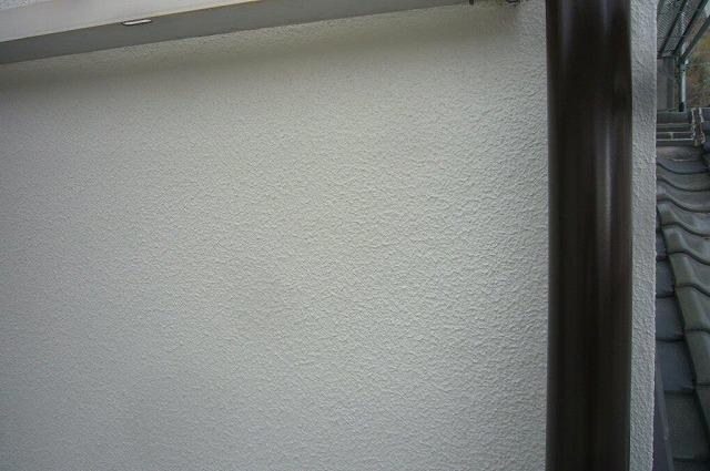 2階 外壁塗装 終了