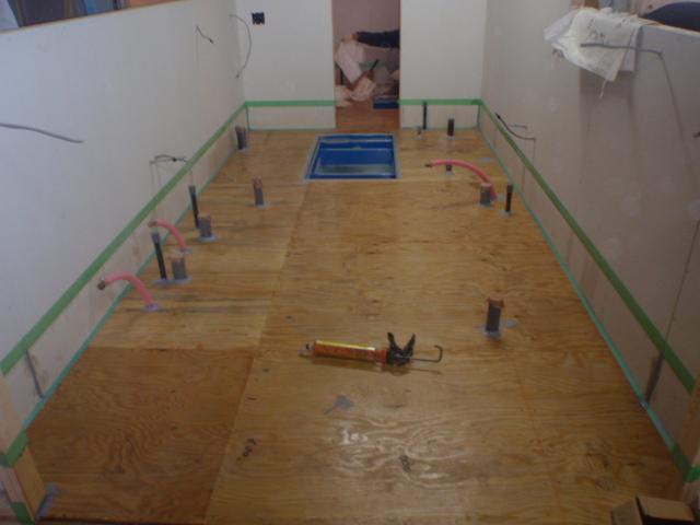 木造FRP防水