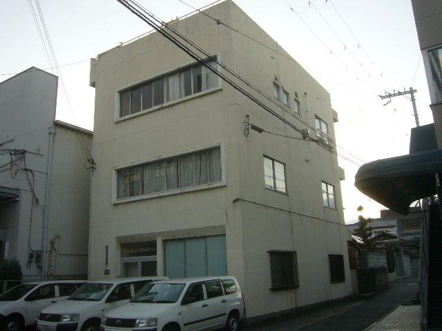 RC3階建て外壁塗装