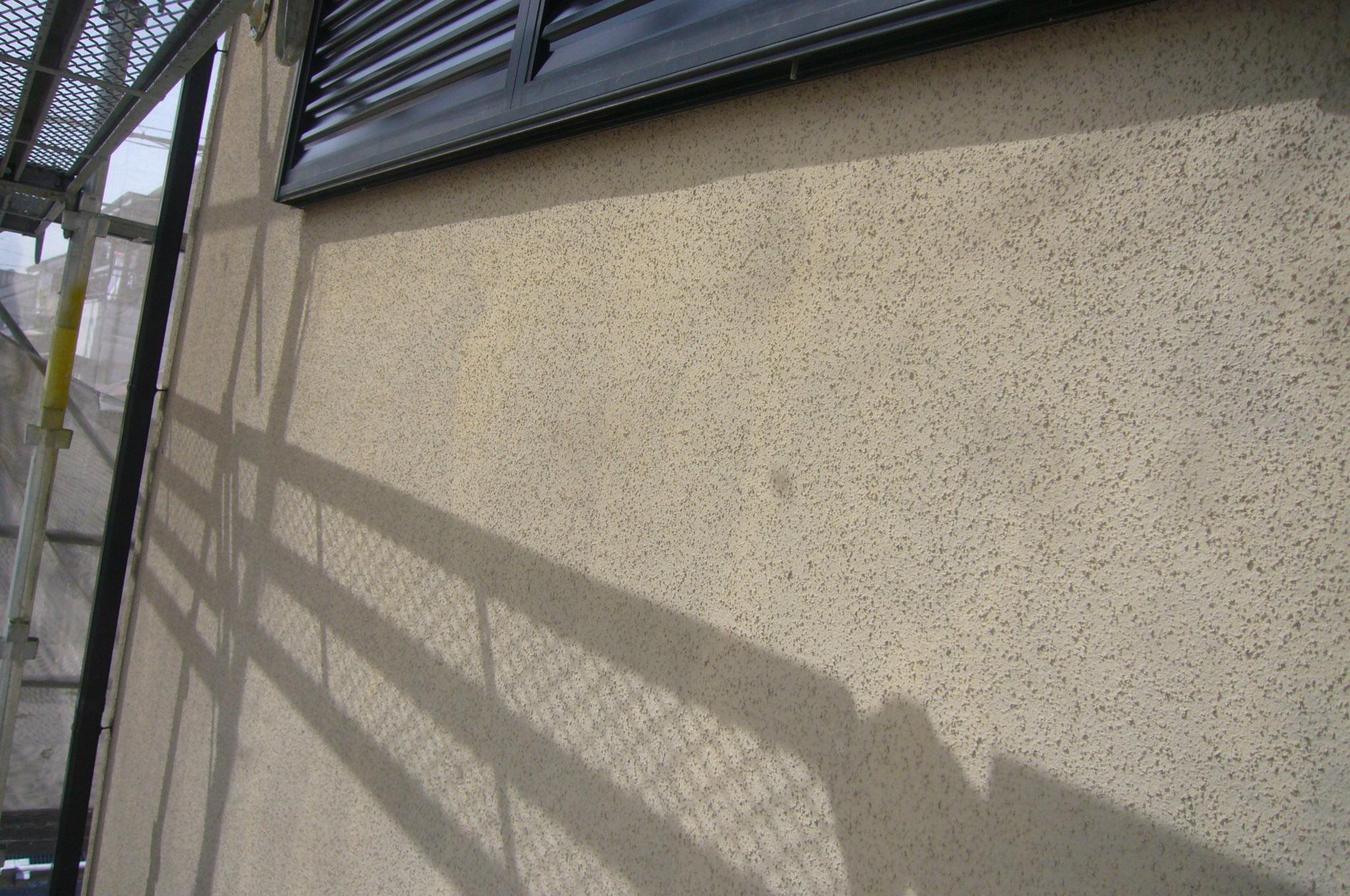 外壁変退色