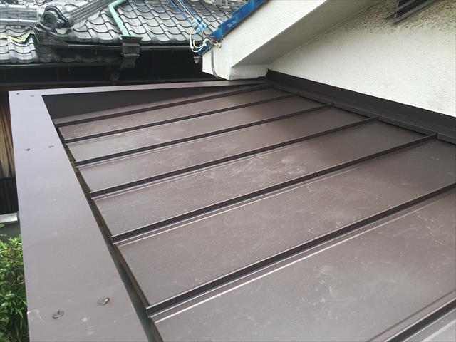 ガルバリウム鋼板 ガルバ カバー工法