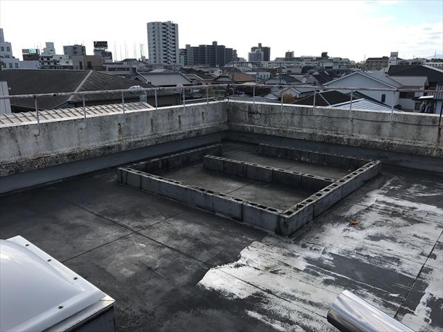 屋上 ブロック