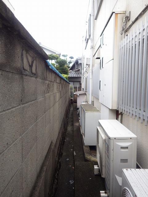 建物周囲の状況