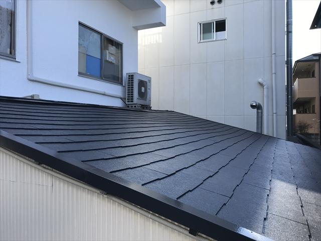 カラーベスト屋根雨仕舞