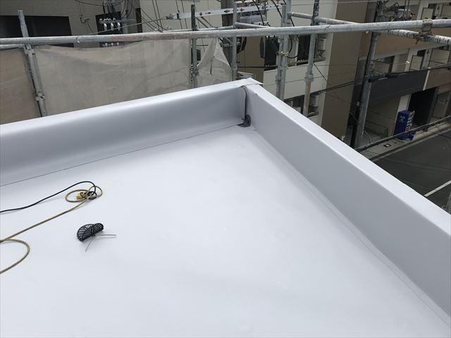 屋上防水工事陸屋根